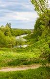 Ландшафт 6 сельской местности Стоковые Фотографии RF