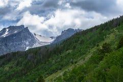 Ландшафт скалистых гор Колорадо Стоковое фото RF