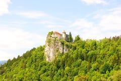 Ландшафт Словении, природа Стоковые Фото