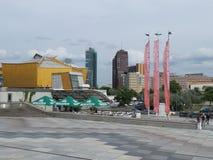 Ландшафт театра оперы Берлина Стоковое фото RF