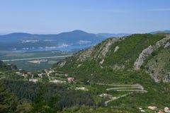 Ландшафт Черногории Стоковое фото RF
