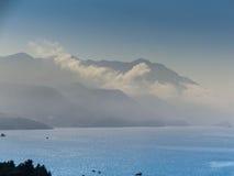 Ландшафт Черногории Стоковые Изображения