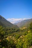 Ландшафт Чили стоковое фото