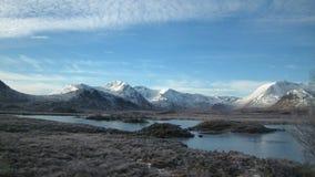 Ландшафт Шотландии Стоковые Изображения RF