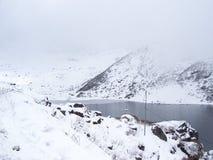 Ландшафт льда Стоковые Изображения RF