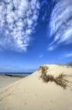 Ландшафт дюны Стоковое Изображение