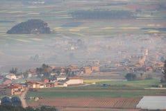 Ландшафт Юньнань Стоковая Фотография RF