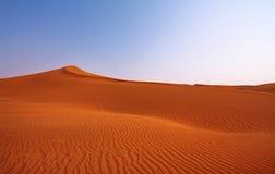 Ландшафт дюн в пустыне Namib Стоковая Фотография RF