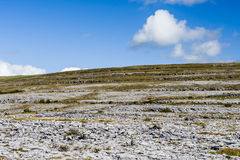 Ландшафт Burren, графство Клара, Ирландия Стоковые Изображения RF