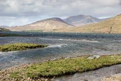 Ландшафт Connemara Стоковые Фотографии RF