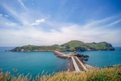 Ландшафт Dongyong Стоковая Фотография RF