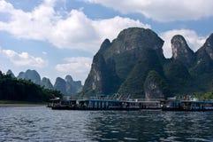 Ландшафт Guilin стоковая фотография rf