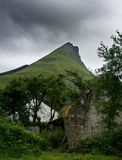 ландшафт irisch Стоковая Фотография RF