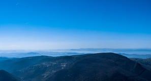 Ландшафт Kablar Стоковая Фотография