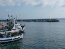 Ландшафт Kreta Стоковая Фотография