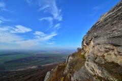 Ландшафт Madara Стоковые Изображения RF