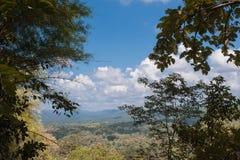 Ландшафт Mae Muang Стоковая Фотография