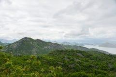 Ландшафт Montenegrian Стоковые Изображения
