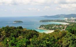ландшафт phuket Стоковые Изображения