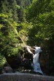 Ландшафт waterfal в Турции Стоковые Изображения RF