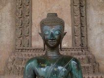 Лаосец Будда Стоковая Фотография RF