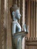Лаосец Будда Стоковые Фотографии RF