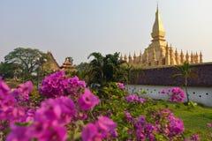 Лаос vientiane Стоковая Фотография