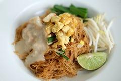 Лапша риса кокоса Стоковое фото RF