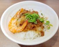 Лапши риса Danzai стоковые фотографии rf