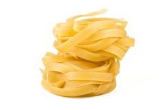Лапши яичка, макаронные изделия Стоковая Фотография