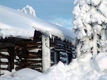Лапландия Стоковое Изображение RF