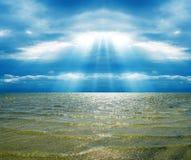 ласковое море Стоковое фото RF