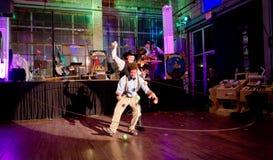 Лассо и жонглировать Стоковое Фото
