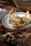 ласточка супа гнездя Стоковая Фотография