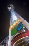 Лас-Вегас, башня стратосферы Стоковые Изображения RF