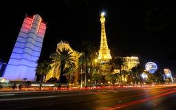 Лас Вегас Боулевард Стоковое Изображение RF
