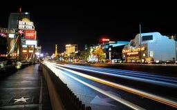 Лас Вегас Боулевард Стоковые Изображения RF