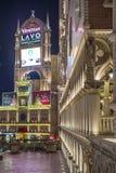 Лас-Вегас, венецианская гостиница Стоковые Фотографии RF