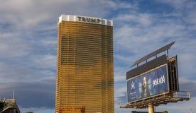 Лас-Вегас к день Стоковое Фото