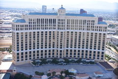Лас-Вегас, Невада - США - 05,2017 -го июнь - гостиница дворца Caesars Стоковые Фотографии RF