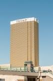 Лас-Вегас - 12-ое декабря 2013: Известные казино Лас-Вегас на Decem Стоковые Фото