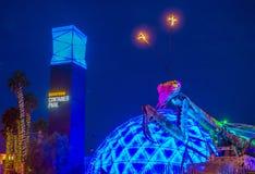 Лас-Вегас, парк контейнера Стоковые Изображения RF
