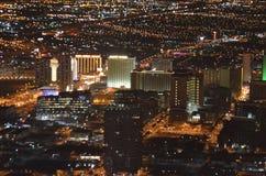 Лас-Вегас, район метрополитена, горизонт, метрополия, городской пейзаж стоковая фотография