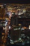 Лас-Вегас, Лас-Вегас, район метрополитена, метрополия, ноча, толпа стоковые изображения