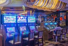 Лас-Вегас, Bellagio Стоковые Изображения