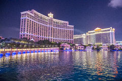 Лас-Вегас, Bellagio Стоковое Фото