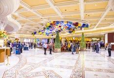 Лас-Вегас, Bellagio Стоковые Фото