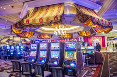 Лас-Вегас, Bellagio Стоковое фото RF