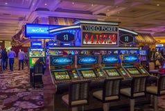 Лас-Вегас, Bellagio Стоковое Изображение
