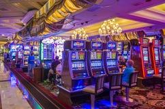 Лас-Вегас, Bellagio Стоковые Фотографии RF